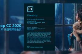 Adobe Photoshop CC2020 v21.1.3.190 完整破译绿色版